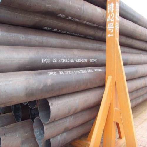 海口钢管定尺出口包装,喷油、喷漆